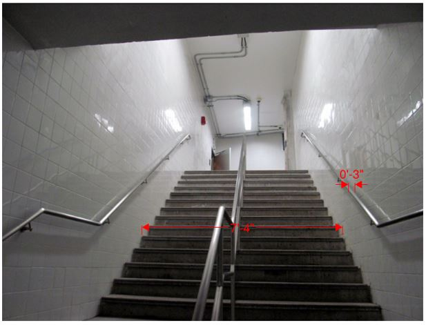 Blog — Are You Measuring Egress Widths Correctly? — Code Red
